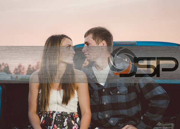 2014- Jason and Baylee