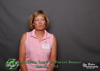 Take it Off For Life Banquet
