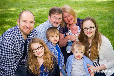 McLean Family May 2014