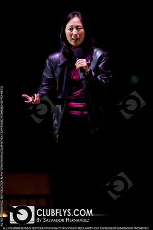 2009-11-07 [The Hot Tamales Comedy Show, Chukchansi Park, Fresno, CA]
