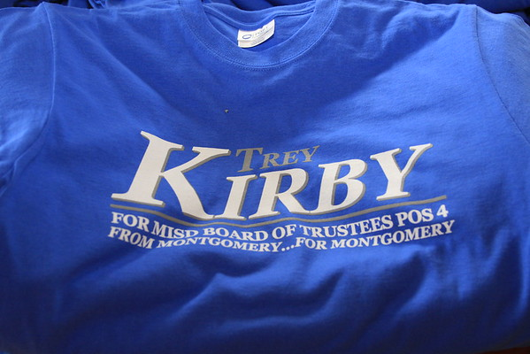 Trey Kirby for MISD Board