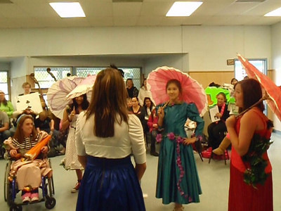 Alice in Wonderland at Colina Middle School
