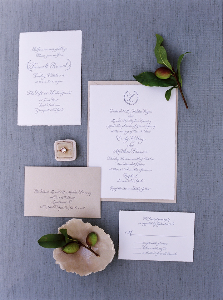 Rustic Virginia weddings by Type A Society and photographed by Jalapeno Photography.