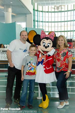 Disney Cruise - Bahamas - 2014