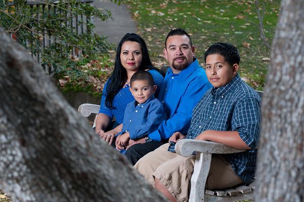 Angie Talavera Family 12-17-2011
