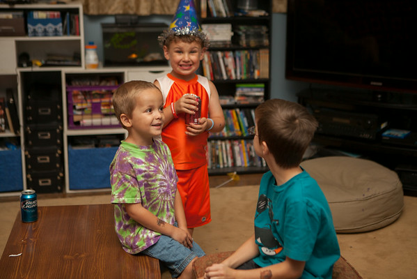 Dylan's 5th Birthday