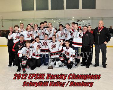 Schuylkill Valley/Hamburg VS Muhlenberg/Fleetwood Varsity Championships 2012