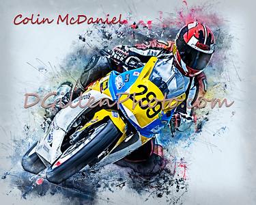 289 Sprint Art