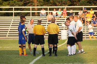 2009-09-05 Varsity vs Moeller