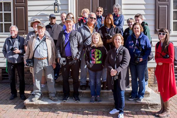 Colonial Williamsburg Street Photowalk