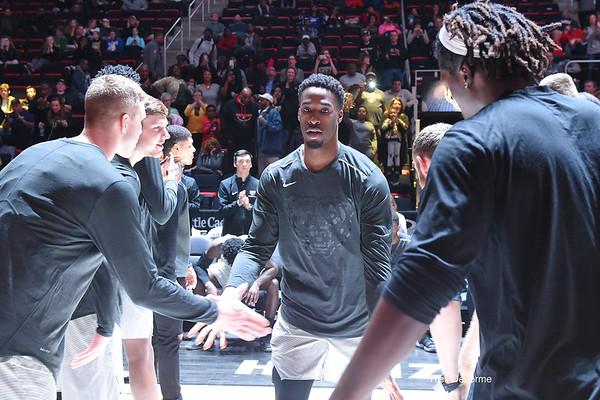 Oakland Men's Basketball VS IUPUI 03-04-2018