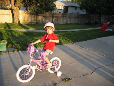 Kalimae's bike
