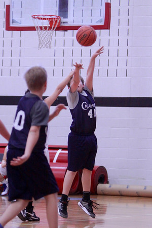 Jan 20 - 5th Gr Boys BB vs Lakers