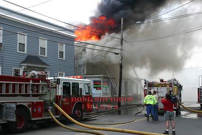 Lynn, MA - 2nd Alarm, 532 Boston Street, 8-2-05