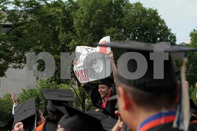 University-wide Commencement