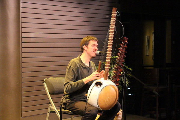 Sean Gaskell in Concert-January 3, 2019