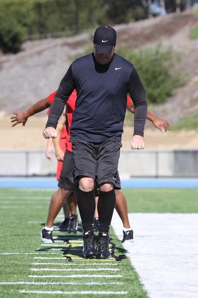 Mesa Field Practice 11-27-10
