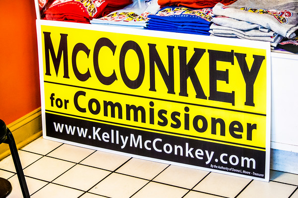 Kelly McConkey For Commissioner Crab Feast 8-28-2014