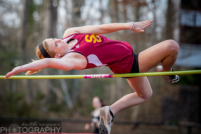 'southern guilford track meet with  WG NF CD