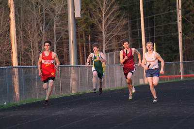 Manton Invite Boys 1600 Relay