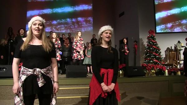 Evening in December First Show Video
