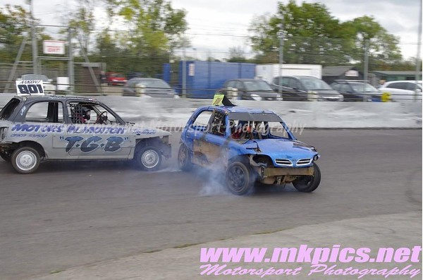 Junior Bangers, Northampton, 23 October