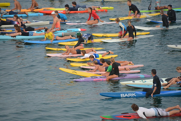 2019 Velzy-Stevens Pier-to-Pier Paddle