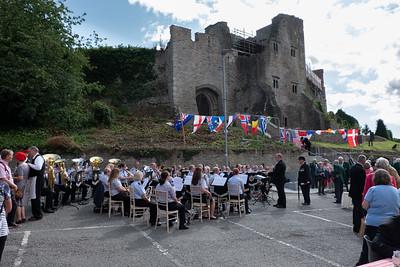 20210822 - Band at Hay-on-Wye