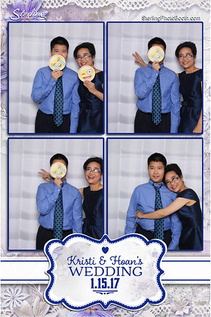 Kristi & Hoan's Wedding
