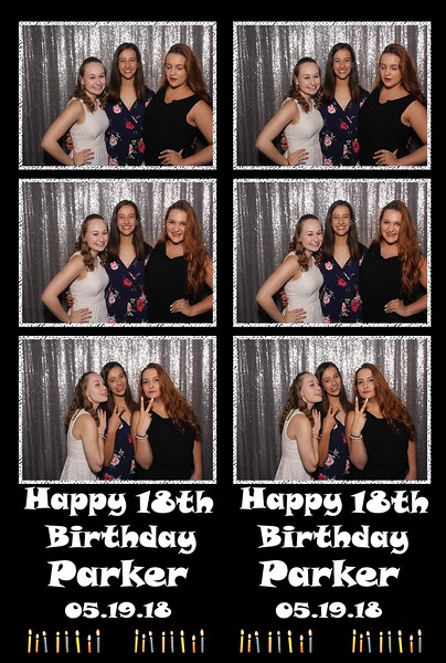 Parker's 18th Birthday (05/19/18)