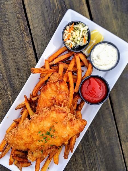 Glenora Distillery and Inn fish and chips 10.jpg