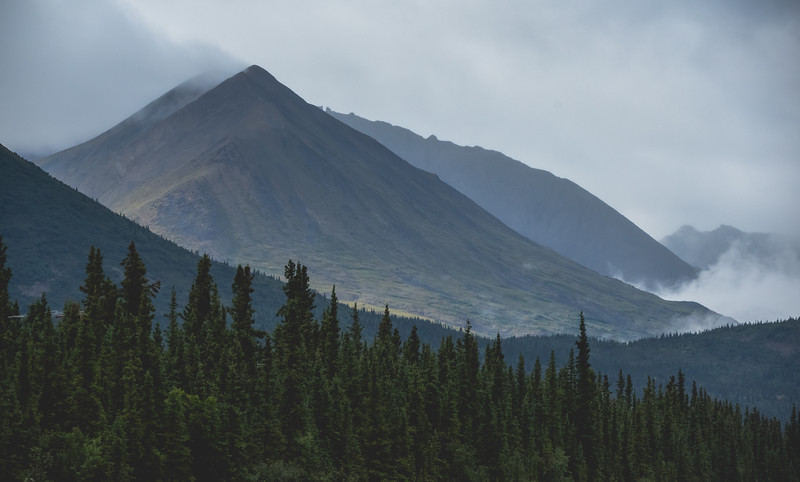 Denali Clouds
