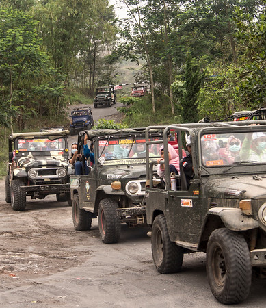 Merapi Mountain Jeep Tour