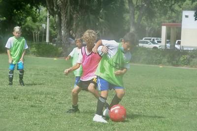 Simply Soccer camp July 19-23, 2021 week 6