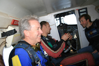 Skydive San Diego - Tony