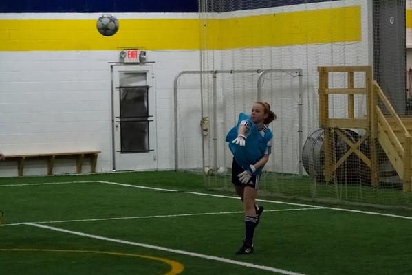 Hudson United 13u Sunday 2-19-2012