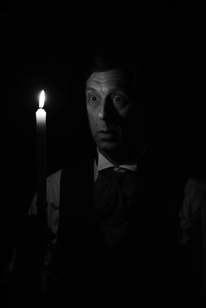 1710 Woman in the Dark