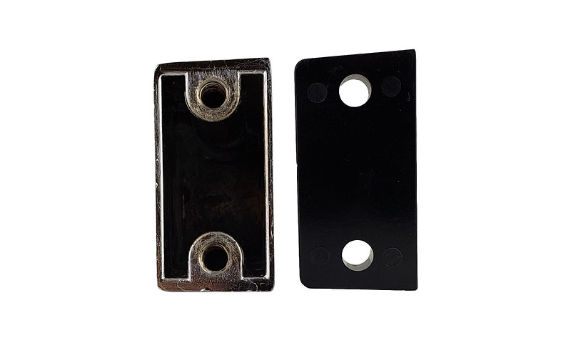 ITEM SOL-6008R Brackets & Insulators for 15G, 21G, 21GXL, 27G and 27GXL (one pair)
