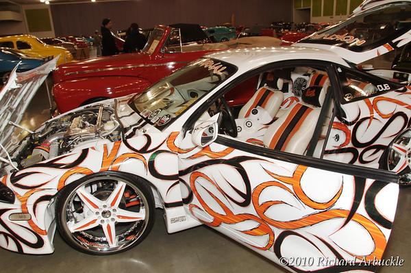 Car Show-- Skye  12 4 2010