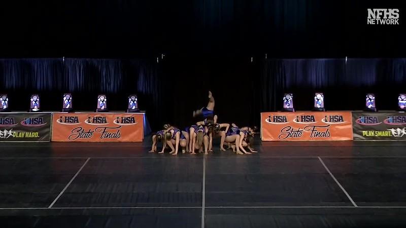 2018-2019 JCA Dance State Finals
