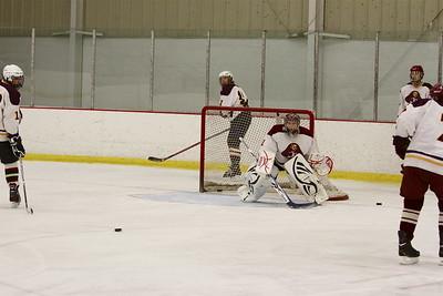 Hanover JV 1st Practice