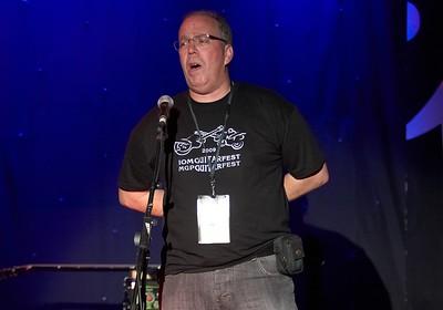 Rod Clements - Guitarfest 2009