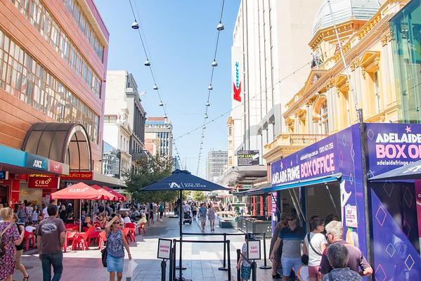 Fringe Rundle Mall