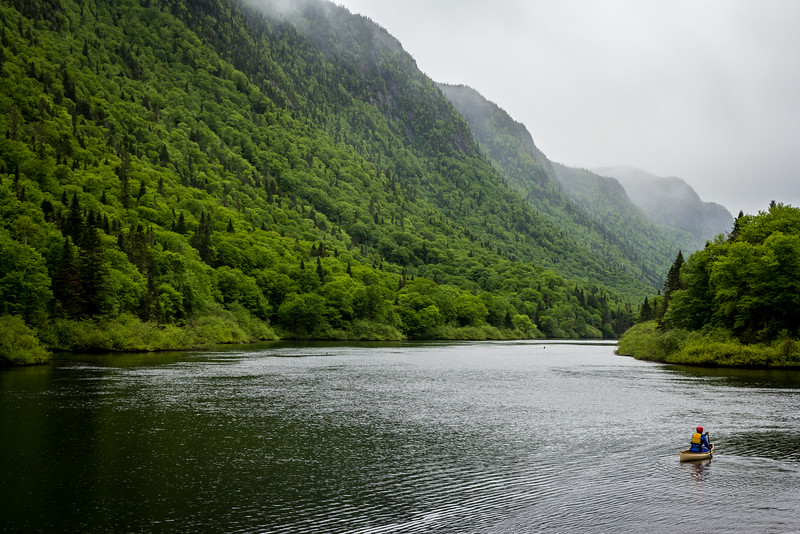 Parc National de la Jacques-Cartier