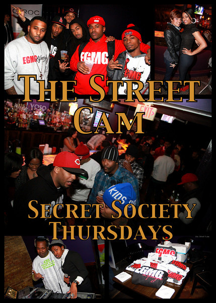 The Street Cam: Secret Society Thursdays