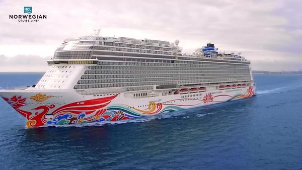 Norwegian Cruise Line:  Go-Kart Video Experience