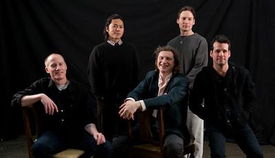 The Jazz ensemble Alt Tal Jazz Combustion