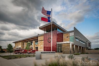 The City of Richardson.          Richardson, TX.
