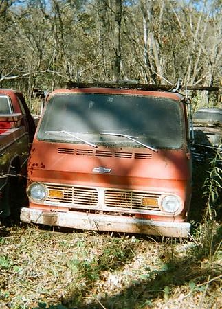 66 Chevy G10 Van