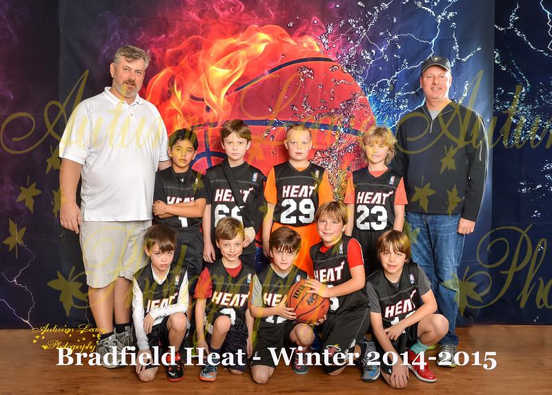 Bradfield Heat - 2B